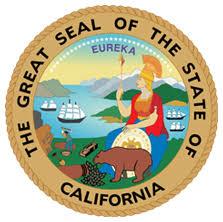 CA state logo